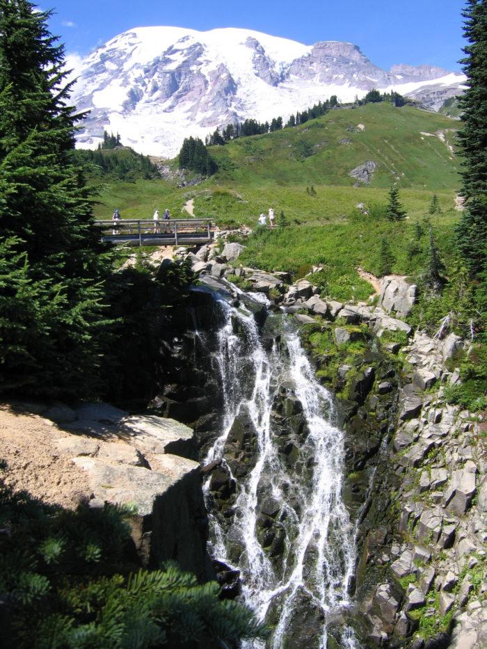 2. Myrtle Falls