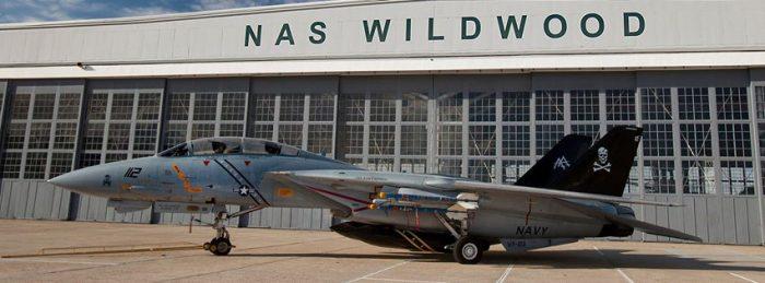 1. Naval Air Station Wildwood Aviation Museum, Rio Grande