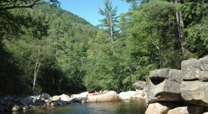 If You Didn't Know About These 7 Swimming Holes In New Hampshire, They're A Must Visit