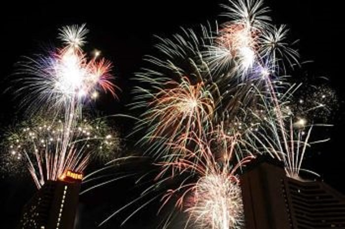 The Best Fireworks Displays In Nevada In 2016 Cities