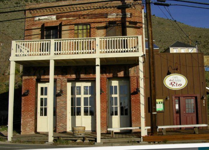 4. Cafe Del Rio - Virginia City