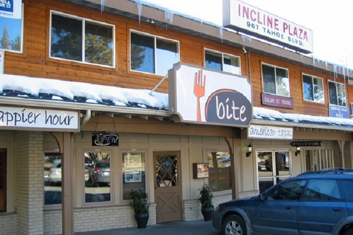 8. Bite American Tapas - Incline Village