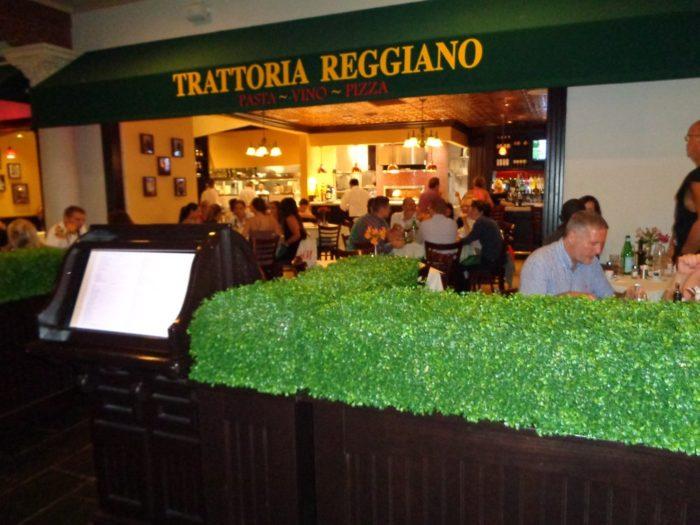3. Trattoria Reggiano - Las Vegas