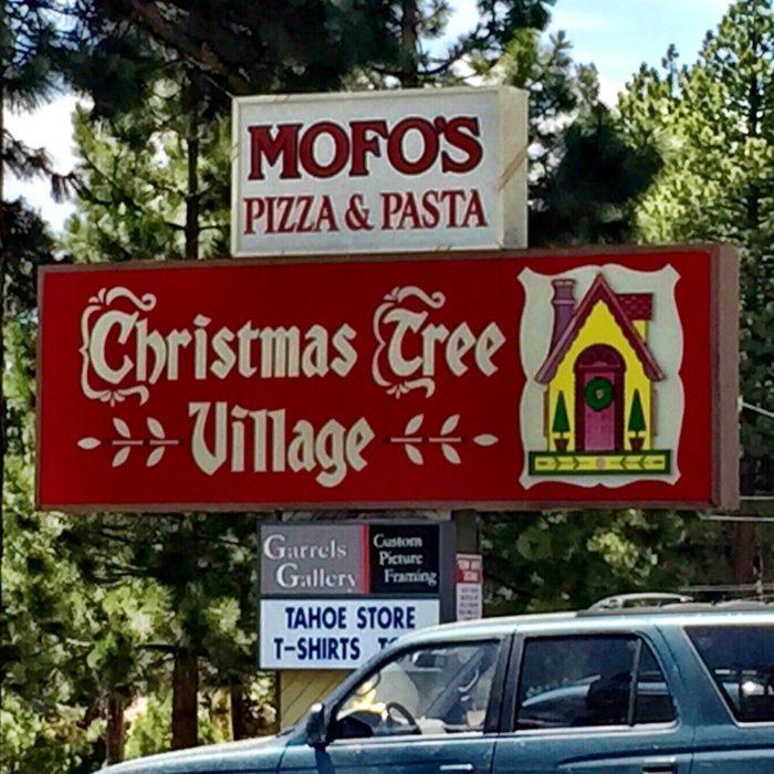 4. Mofo's Pizza & Pasta - Incline Village