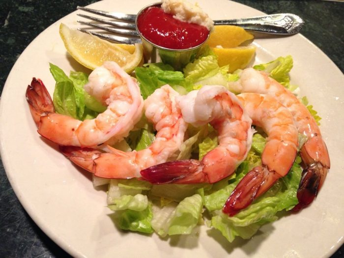 1. More than 60,000 pounds of shrimp are consumed each day in Las Vegas, which is more than the rest of the U.S. combined.