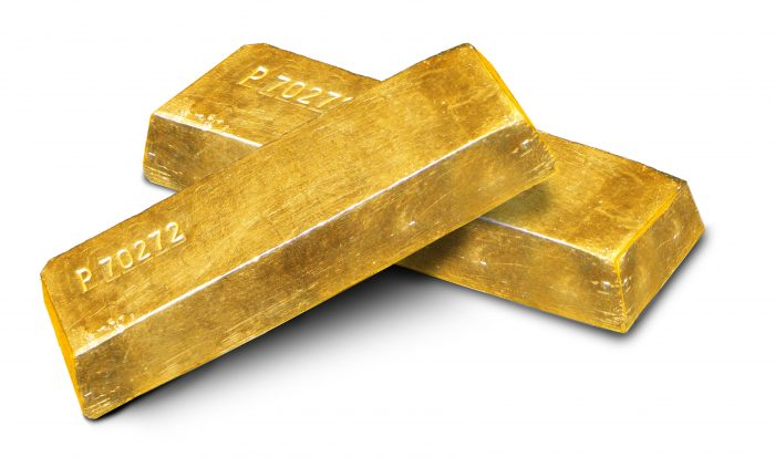 """10. Nevada may be known as the """"Silver State,"""" but it's the largest gold-producing state in the U.S."""