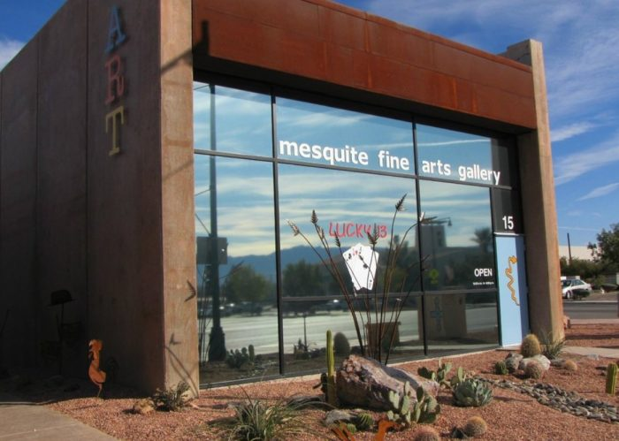 The Mesquite Fine Arts Center and Gallery is a great place to visit if you're an art lover. It features exhibits from local and guest artists. You can also purchase a piece of original art to take home with you.