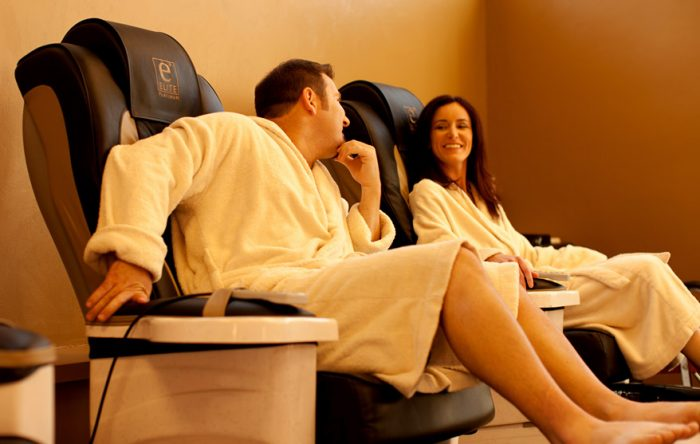 Now that you've checked in, why not treat yourself to a luxurious spa day? After all, this is a vacation and you deserve it!