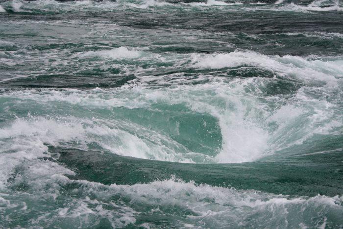 8. Treacherous Old Sow Whirlpool, Eastport