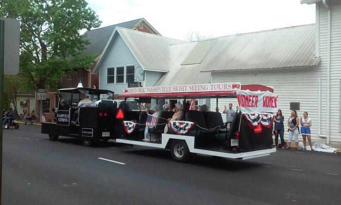 1. The Nashville Express