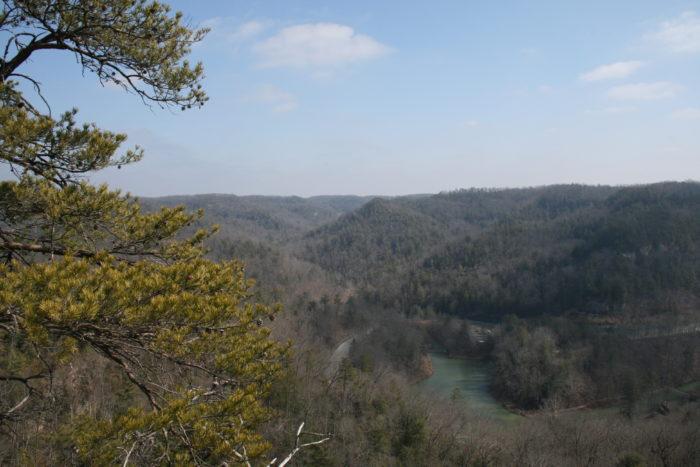 9. Natural Bridge State Park