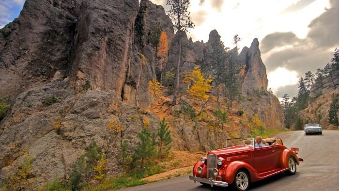 2. Peter Norbeck Scenic Byway