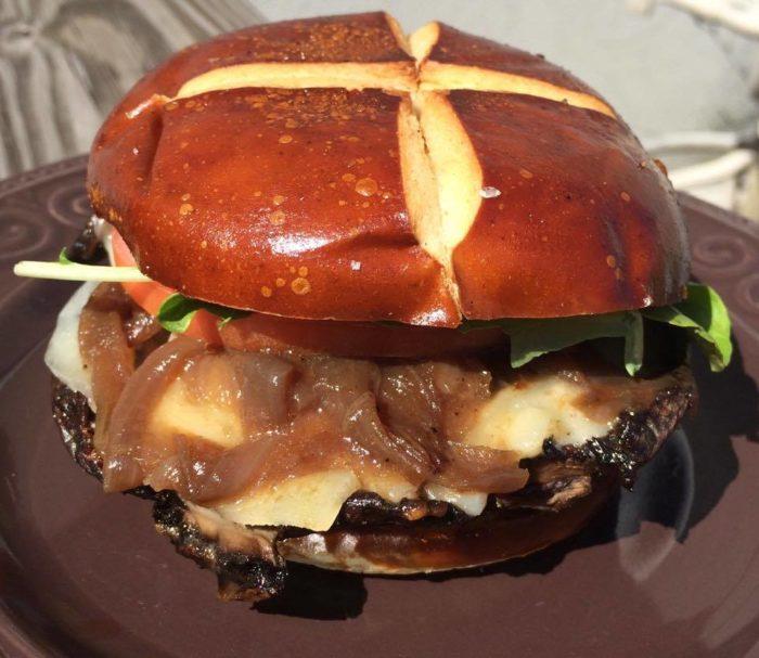 Octave burgers