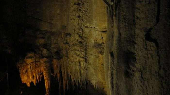 Of course, there are cave tours which change via season.