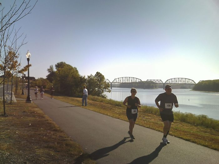 6. Ohio River Greenway - Jeffersonville, Clarksville, and New Albany
