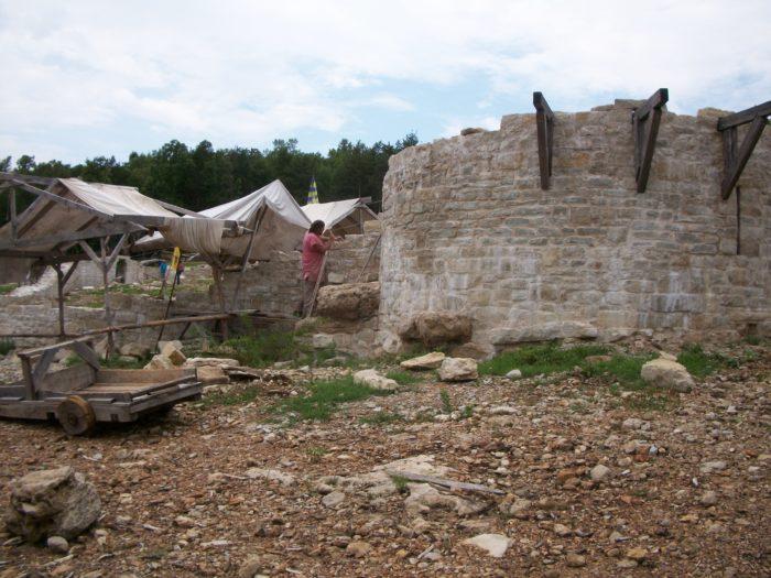 12. Ozark Medieval Fortress