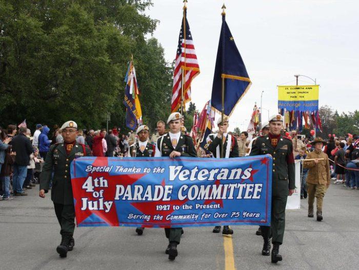 PARADE Facebook - Anchorage July 4th Celebration