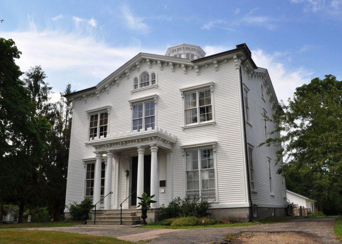 2. Capt. Nathaniel B. Palmer House (Stonington)
