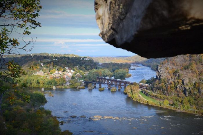 3. Go for a morning hike in Harpers Ferry National Historic Park.