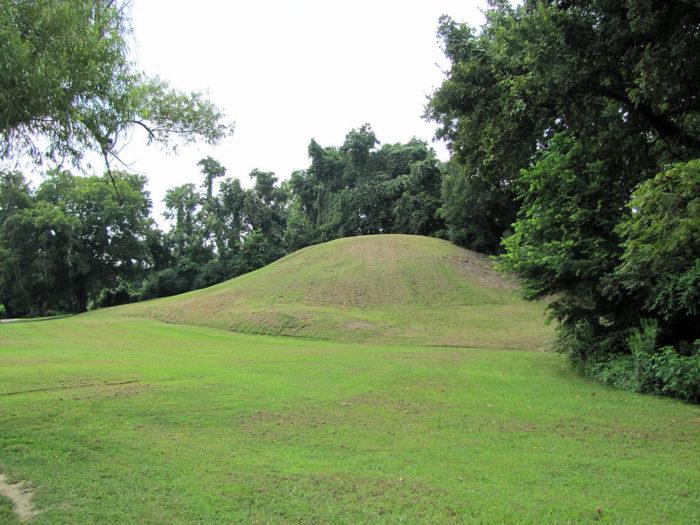 14.Parkin Mounds