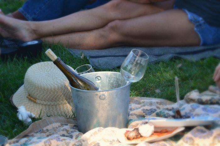 4. Go on a picnic.