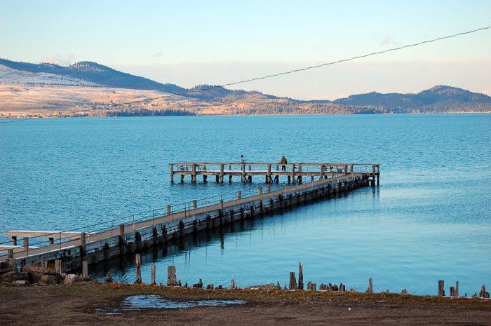 7. Flathead Lake
