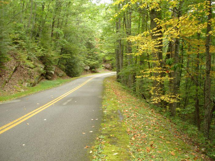 Pine Mountain Road.