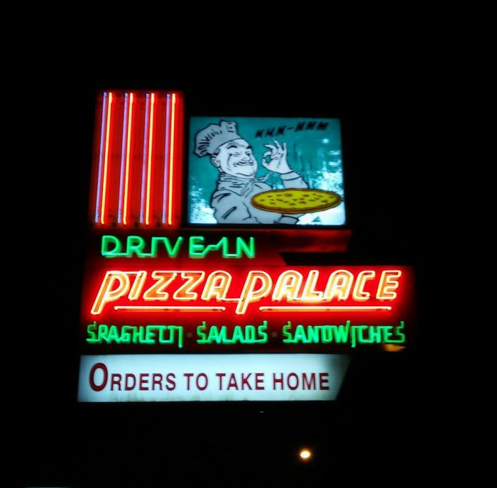 2. Pizza Palace - Knoxville