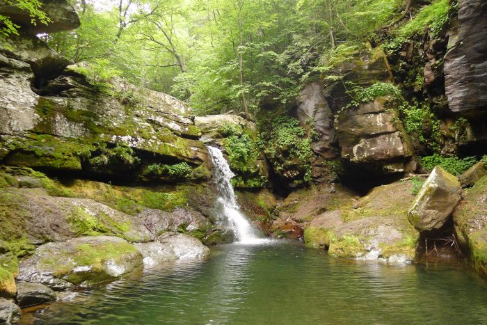 16. The Catskills are full of hidden gems, there's no place like it.