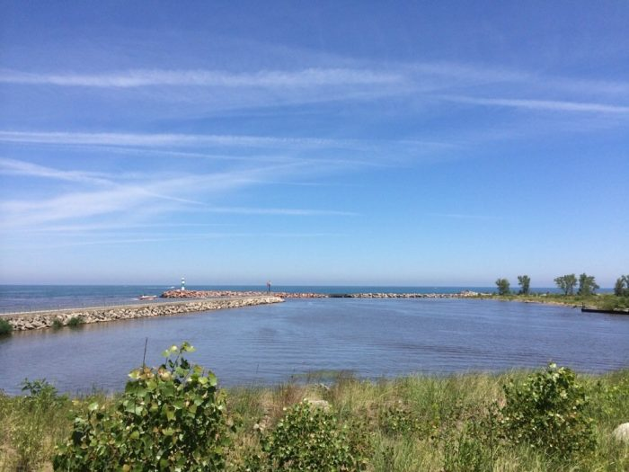 9. Portage Lakefront and Riverwalk - Portage