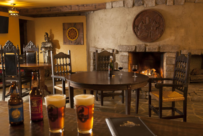 Be sure to also check out Raven's Roost Pub, where you can relax by the fire with a drink.
