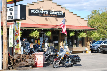 2. Puckett's Grocery - Leipers Fork