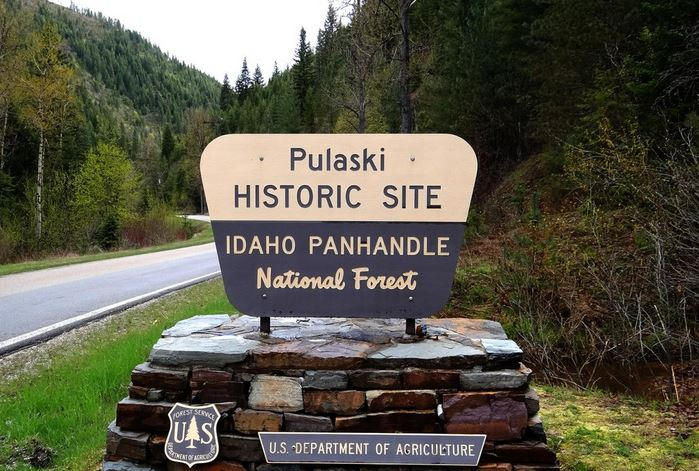 The Edward Pulaski Tunnel and Placer Creek Escape Route is an Idaho treasure.