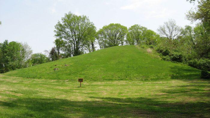 7. Pyramid Mound - Vincennes