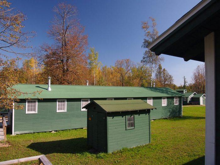 5. Rabideau CCC Camp