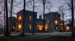 Visit This One Little Known Castle In Ohio For The Time Of Your Life