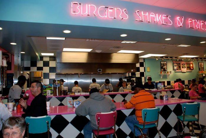 2. Hwy 55 Burgers, Shakes & Fries - Pell City