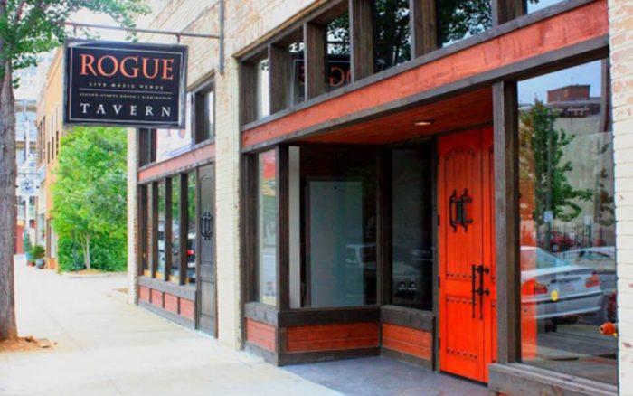 5. Rogue Tavern - Birmingham
