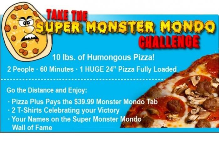 6. Pizza Plus - Reno/Sparks