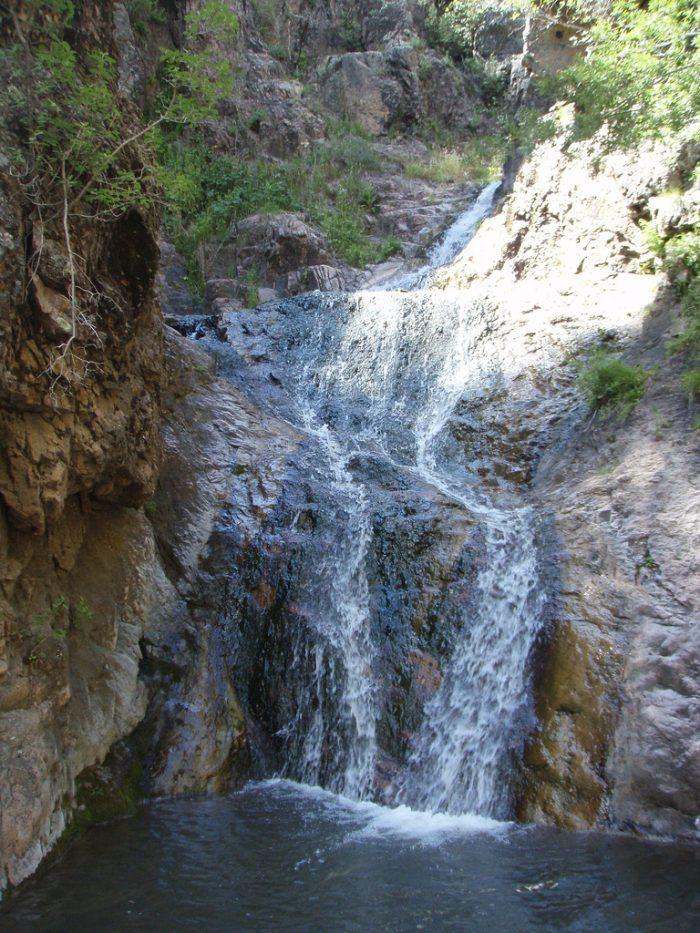 9. Resumidero Falls