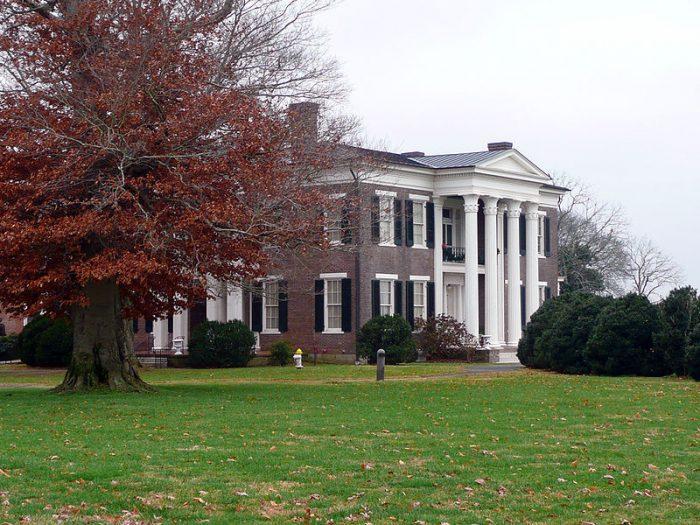 13 Historic Tennessee Plantations