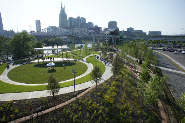 4. Cumberland Park