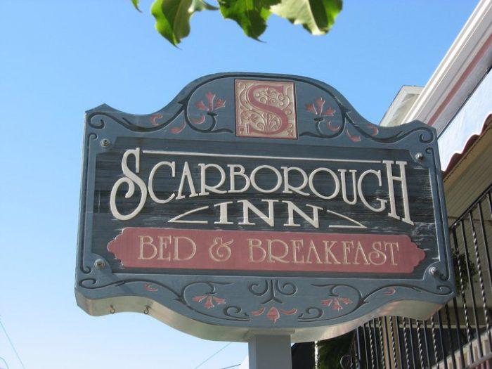 1. Scarborough Inn, Ocean City
