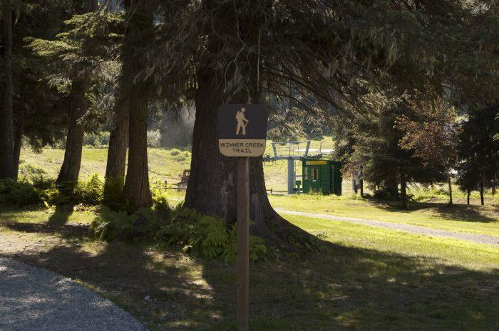Winner Creek Trail
