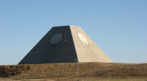 There's No Building In The World Like This One In North Dakota