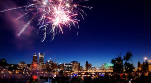 These Fireworks Displays In Portland Will Drop Your Jaw