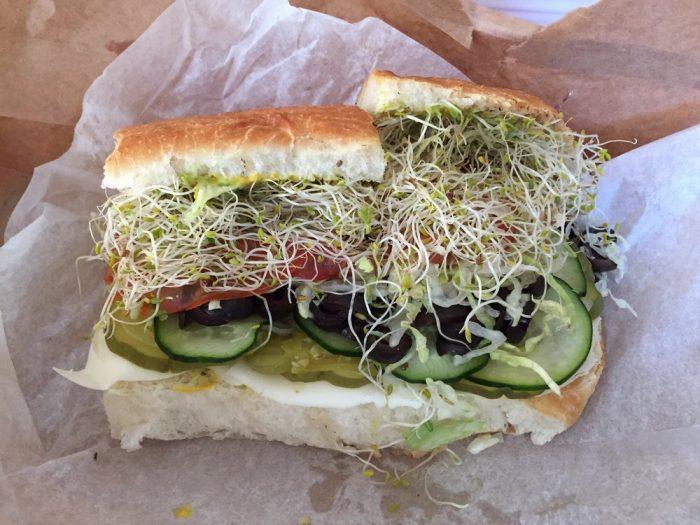 Sandwich Tree-cuisine