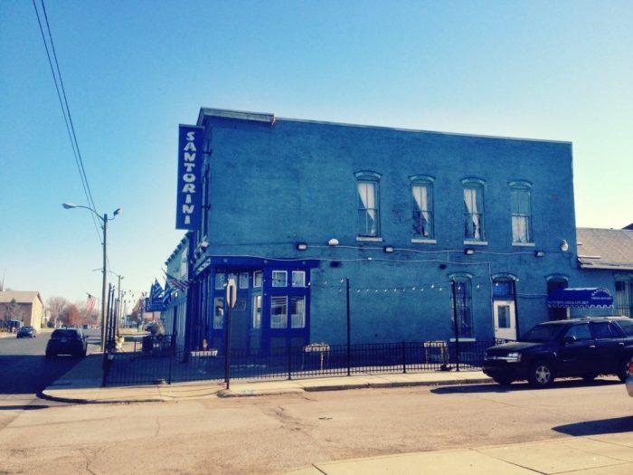 10. Santorini Greek Kitchen - Indianapolis