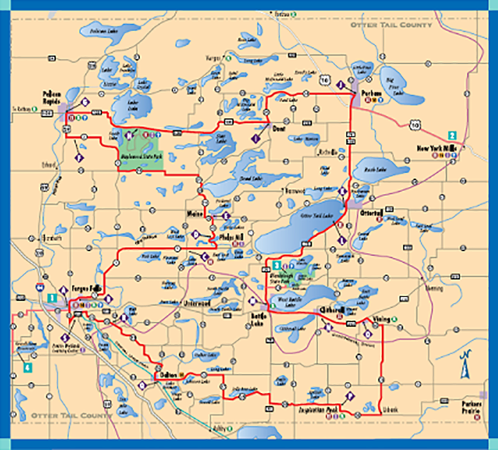 6. Otter Trail Scenic Byway
