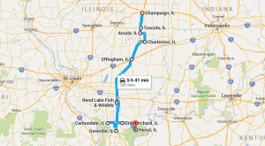 10 Amazing Places You Can Go On One Tank Of Gas In Illinois